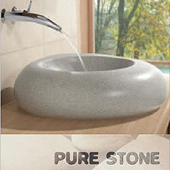 Pure stone wash basin from mls company wholesaler of for Latest wash basin designs india