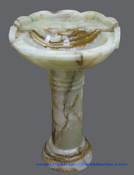 Onyx Pedestal Ssinks And Basins