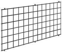 Gridwall Wire Shelf