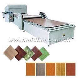 Waste Crop Straw Roof Tile Machine